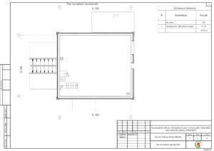 план второго этажа холмогоровка