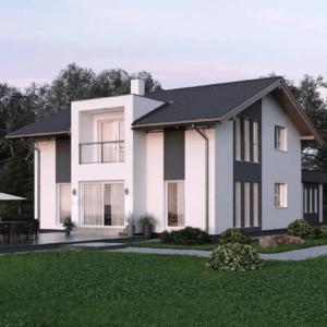 проект дома в 200 кв.м в калининграде
