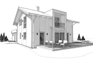 проекты двухэтажных домов 200 кв Калининград