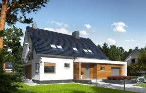 проект дома 150-200 метров в калининграде
