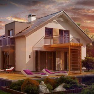 Проект финского дома калининград