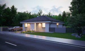 проект дома рядом с калининградомов
