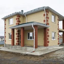 Двухэтажный дом построить под ключ в Зеленоградске