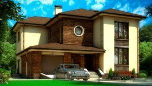 проект индивидуального дома калининград