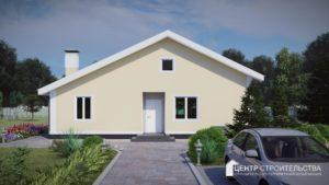 дизайн проект одноэтажного дома калининград
