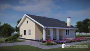 архитектурный проект дома калининград
