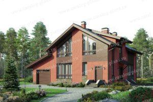 проект дома 200 кв в калининграде