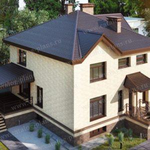 dom s podvalom proekt