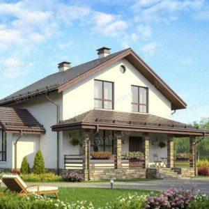 проекты домов с мансардой в калининградской области