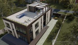 Проекты элитных домов и коттеджей в Калининграде
