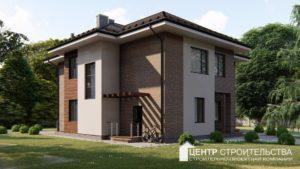 Проекты домов из керамоблоков