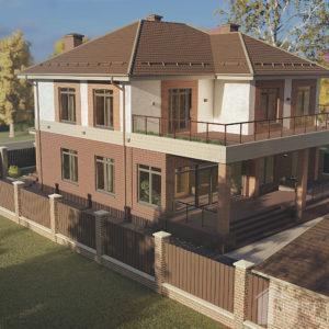 Индивидуальный проект дома в Калининграде