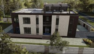 Проекты элитных домов в Калининграде