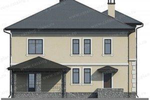 Дома из пеноблоков: проекты и особенности