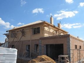 Монтаж крыши дома в малиновке кровельщиками