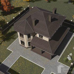 Проект дома от 150 до 200 кв в Калининграде