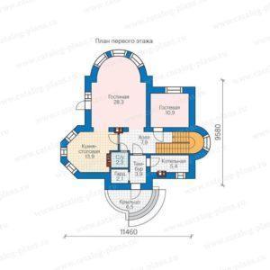 Строительство дома в Светлогорске