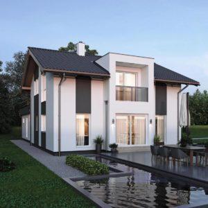 Проект дома с планировкой