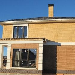 Строительство частного дома п. Малиновка