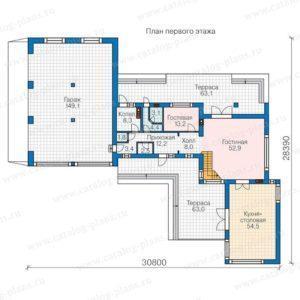 Проекты элитных домов