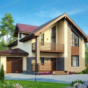 Построить дом с мансардой в калининграде