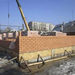 кладка стен из кирпича в калининградской области