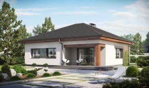 Проект дома 100 кв