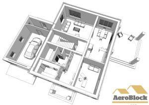 Проекты современных домов