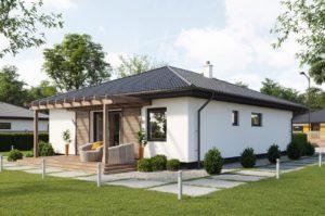 проект дома 100 кв м