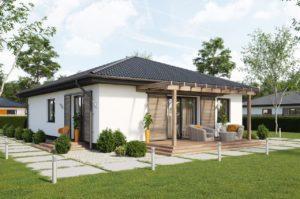 Проект дома в 100 м/кв